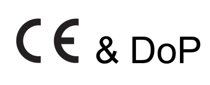 Declation of Performance and CE marking logo