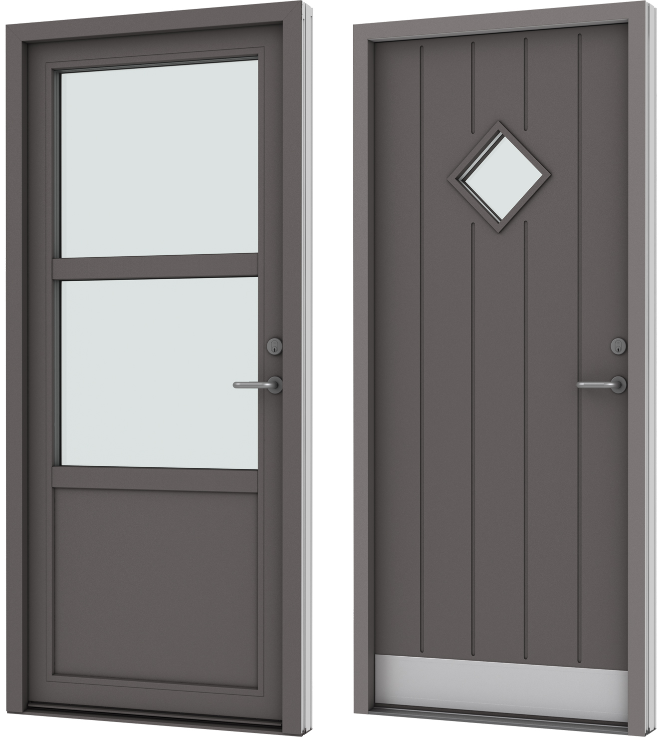 Velfac Ribo Entrance Doors